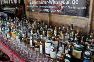 unsere Bar bei den Irish Days in Leverkusen 2012